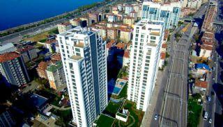 Luxuriöse Wohnungen mit Meer und Inselblick in Istanbul, Istanbul / Kartal
