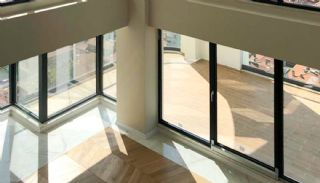 Luxurious Flats with Sea and Island Views in Kartal Istanbul, Interior Photos-1