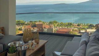 Luxuriöse Wohnungen mit Meer und Inselblick in Istanbul, Foto's Innenbereich-4