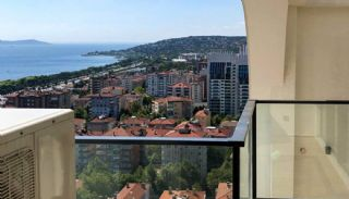 Luxurious Flats with Sea and Island Views in Kartal Istanbul, Interior Photos-5