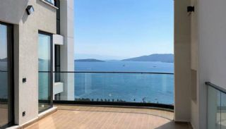 Luxurious Flats with Sea and Island Views in Kartal Istanbul, Interior Photos-7