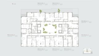 Residence-Concept Flats in Sarıyer Istanbul, Property Plans-1