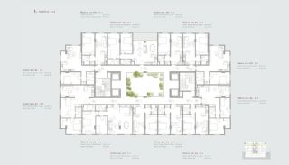 Residence-Concept Flats in Sarıyer Istanbul, Property Plans-2