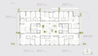 Residence-Concept Flats in Sarıyer Istanbul, Property Plans-4