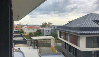 Виллы в Стамбуле с Видом на Море Рядом со Всей Инфраструктурой, Фотографии строительства-6