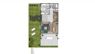 Villa's met zeezicht op loopafstand van voorzieningen in Istanbul, Vloer Plannen-19