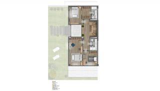 Villa's met zeezicht op loopafstand van voorzieningen in Istanbul, Vloer Plannen-20