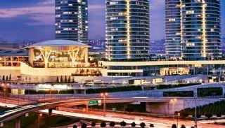 Appartementen in Hoge kwaliteit Complex in Basaksehir Istanbul, Istanbul / Basaksehir - video