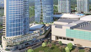 Appartementen in Hoge kwaliteit Complex in Basaksehir Istanbul, Istanbul / Basaksehir