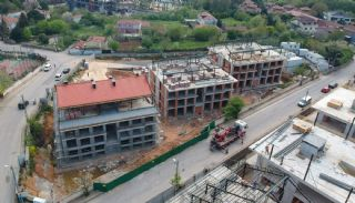 Modern Apartments with Special Design in Cekmekoy Istanbul, Construction Photos-7