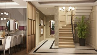 Modern Apartments with Special Design in Cekmekoy Istanbul, Interior Photos-4