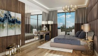 Modern Apartments with Special Design in Cekmekoy Istanbul, Interior Photos-9