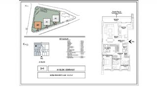 Modern Apartments with Special Design in Cekmekoy Istanbul, Property Plans-2