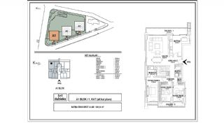 Modern Apartments with Special Design in Cekmekoy Istanbul, Property Plans-3
