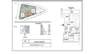 Modern Apartments with Special Design in Cekmekoy Istanbul, Property Plans-4