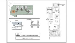 Modern Apartments with Special Design in Cekmekoy Istanbul, Property Plans-5
