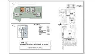 Modern Apartments with Special Design in Cekmekoy Istanbul, Property Plans-7