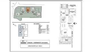 Modern Apartments with Special Design in Cekmekoy Istanbul, Property Plans-8