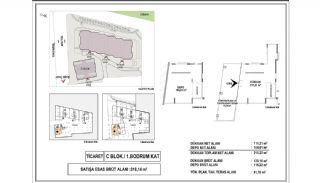 Modern Apartments with Special Design in Cekmekoy Istanbul, Property Plans-10