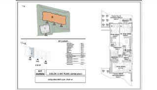 Modern Apartments with Special Design in Cekmekoy Istanbul, Property Plans-12