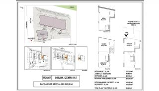 Modern Apartments with Special Design in Cekmekoy Istanbul, Property Plans-13