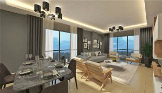 Profitable Investment Flats in Büyükçekmece Istanbul, Interior Photos-2