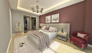 Profitable Investment Flats in Büyükçekmece Istanbul, Interior Photos-5