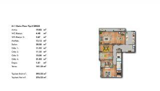 Profitable Investment Flats in Büyükçekmece Istanbul, Property Plans-14