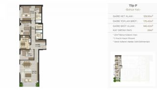 Modern Real Estate with High-End Security in Istanbul, Property Plans-2