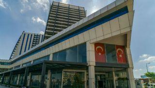 Квартиры в Центре Бююкчекмедже в Стамбуле с Видом на Море, Стамбул / Бююкчекмедже - video