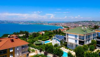 Flats with Sea and Lake Views in Buyukcekmece Istanbul, Istanbul / Buyukcekmece - video