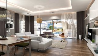 Apartments Close to Shopping Centers in Esenyurt Istanbul, Interior Photos-1