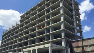 Роскошные Квартиры в Популярном Месте Стамбула, Фотографии строительства-1