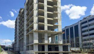 Роскошные Квартиры в Популярном Месте Стамбула, Фотографии строительства-2
