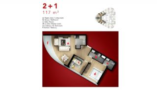 Apartments Offering Luxury Lifestyle in Esenyurt Istanbul, Property Plans-5