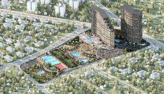 Flats with 5-Star Hotel Concept in Buyukcekmece Istanbul, Istanbul / Buyukcekmece