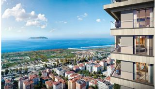 First Class Apartments in Prime Location in Maltepe Istanbul, Istanbul / Maltepe