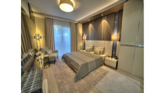 First Class Apartments in Prime Location in Maltepe Istanbul, Interior Photos-6
