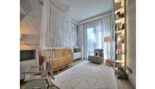 First Class Apartments in Prime Location in Maltepe Istanbul, Interior Photos-9
