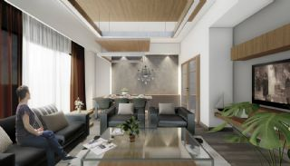 Well-Designed Centrally Located Apartments in Kağıthane, Interior Photos-1
