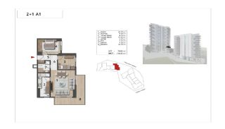 Well-Designed Centrally Located Apartments in Kağıthane, Property Plans-9