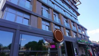 Bezugsfertige Wohnungen mit Stadtbild in Istanbul Kadıköy, Istanbul / Kadikoy - video