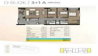 Sea and Lake View Apartments in Great Location in Istanbul, Property Plans-5