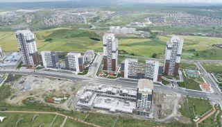 Элитные Квартиры в Башакшехире Рядом с Каналом Стамбул, Стамбул / Башакшехир - video