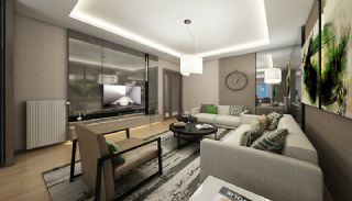 Luxury Basaksehir Apartments Close to Istanbul Canal, Interior Photos-1