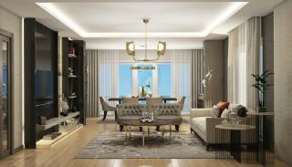 Luxury Basaksehir Apartments Close to Istanbul Canal, Interior Photos-10