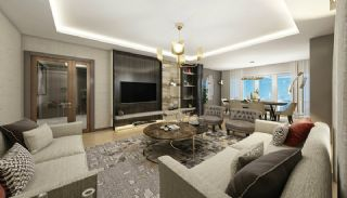 Luxury Basaksehir Apartments Close to Istanbul Canal, Interior Photos-11