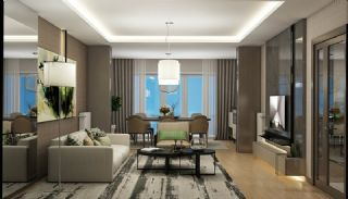 Luxury Basaksehir Apartments Close to Istanbul Canal, Interior Photos-2