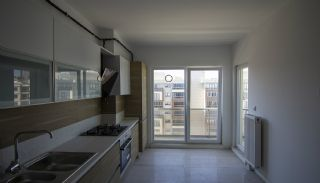 Wohnungen in der Nähe der Autobahn E-5 in Esenyurt Istanbul, Foto's Innenbereich-3