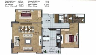 Spacious Flats near E-5 Highway in Esenyurt Istanbul, Property Plans-8